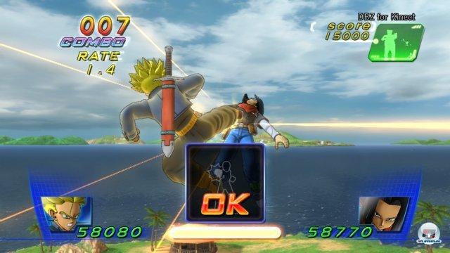 Screenshot - DragonBall Z f�r Kinect (360) 2362877