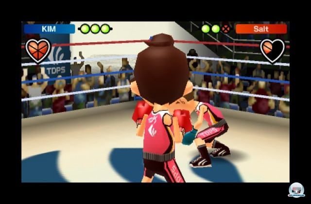 Screenshot - DualPenSports (3DS) 2253282