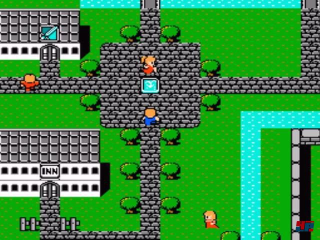 Screenshot - Final Fantasy (NES) 92549049