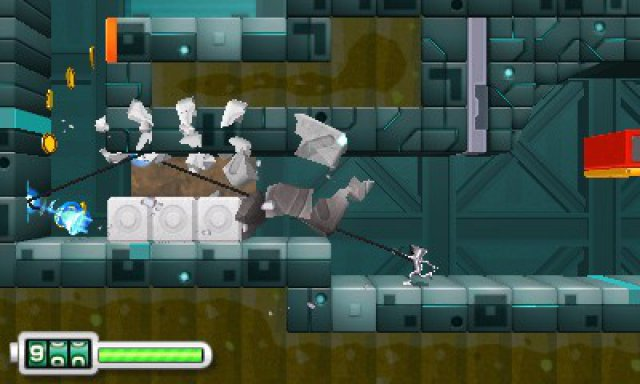 Screenshot - Chibi-Robo!: Zip Lash (3DS)