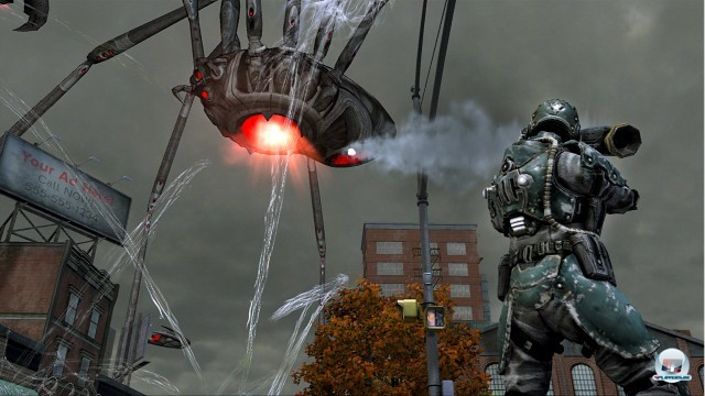 Screenshot - Earth Defense Force: Insect Armageddon (360) 2222667