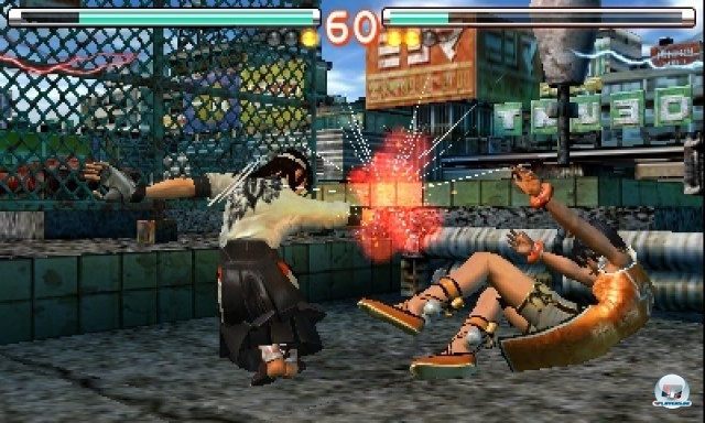 Screenshot - Tekken 3D Prime Edition (3DS) 2250632