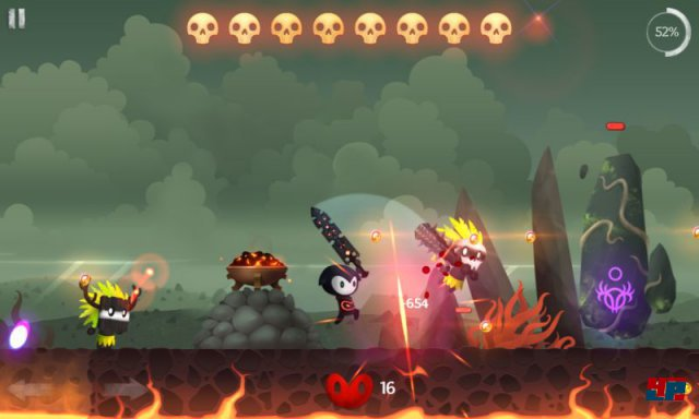 Screenshot - Reaper: Tale of a Pale Swordsman (Android) 92477528