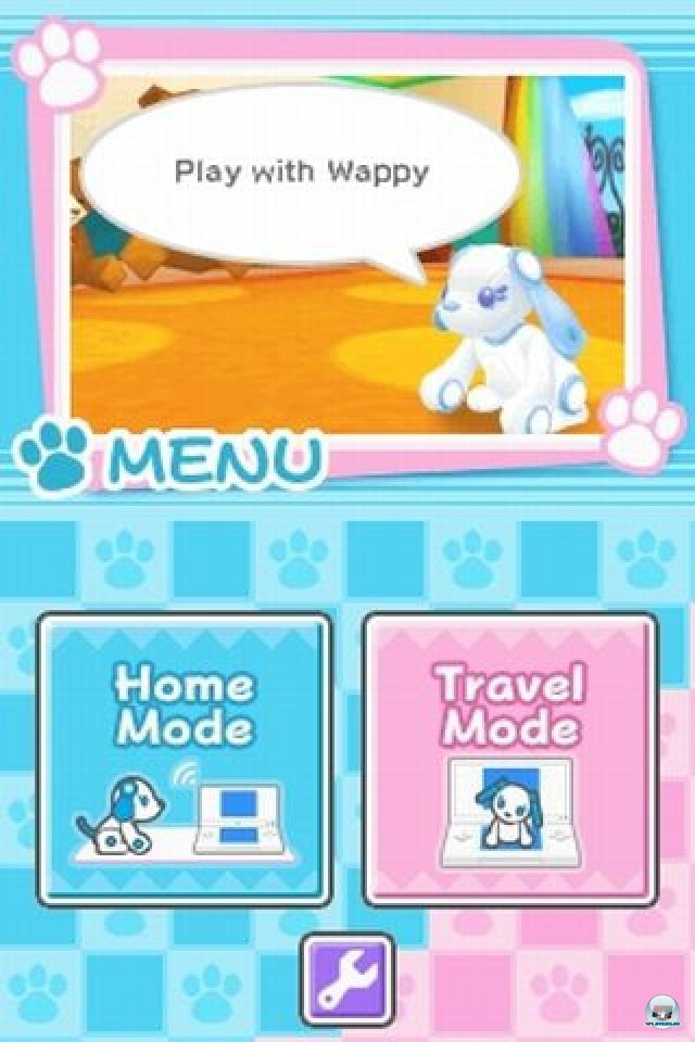 Screenshot - Wappy Dog (NDS) 2254152