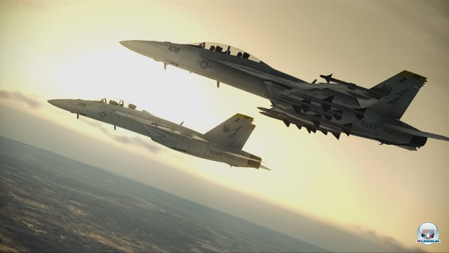 Screenshot - Ace Combat: Assault Horizon (360) 2273087