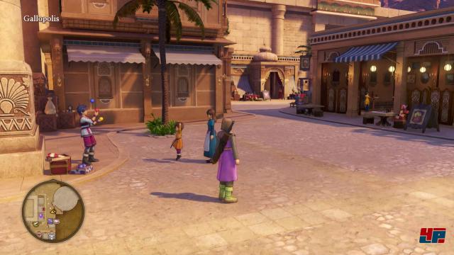 Screenshot - Dragon Quest 11: Streiter des Schicksals (PS4) 92573578