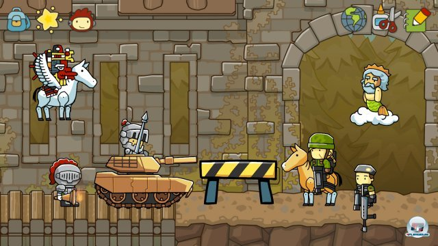 Screenshot - Scribblenauts Unlimited (Wii_U) 92401497