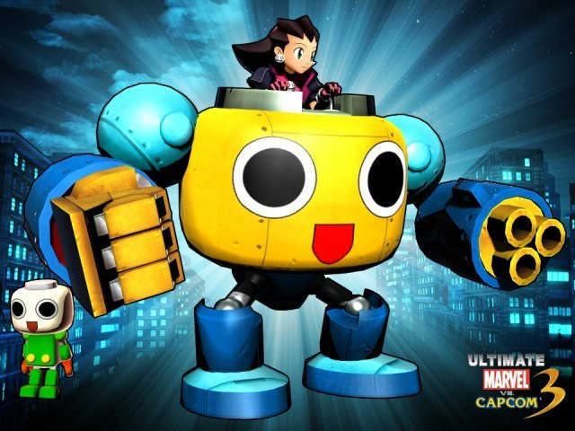 Screenshot - Ultimate Marvel vs. Capcom 3 (360) 2289257