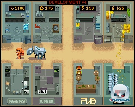 Das Fanprojekt Planet M.U.L.E. bleibt dem Original spielerisch treu, bietet aber eine zeitgem��ere Optik sowie einen Online-Modus.