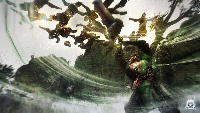 Screenshot - Dynasty Warriors 8 (PlayStation3) 92433662