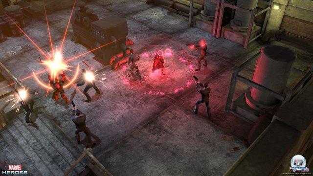 Screenshot - Marvel Heroes (PC) 2390042