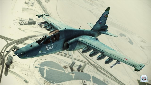 Screenshot - Ace Combat: Assault Horizon (360) 2270872