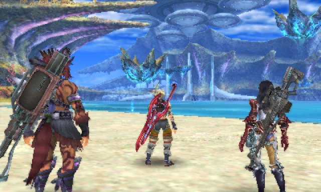 Screenshot - Xenoblade Chronicles (N3DS) 92502728