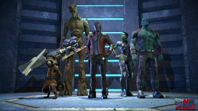 Screenshot - Marvel's Guardians of the Galaxy: The Telltale Series (PC)