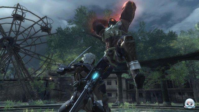 Screenshot - Metal Gear Rising: Revengeance (PlayStation3) 2375662
