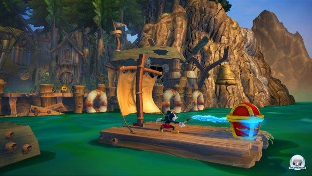 Screenshot - Micky Epic: Die Macht der 2  (360) 2397527