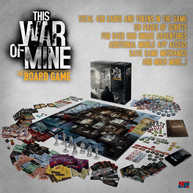 Screenshot - This War of Mine: The Board Game (Spielkultur)