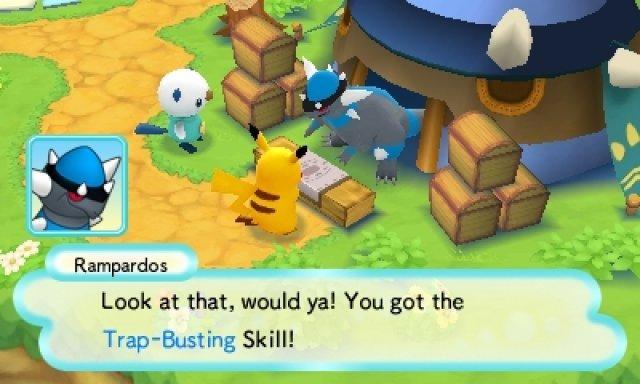 Screenshot - Pokémon Mystery Dungeon: Portale in die Unendlichkeit (3DS) 92457669