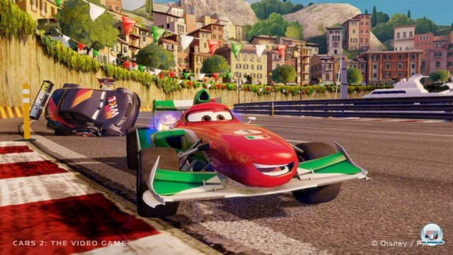 Screenshot - Cars 2: Das Videospiel (360) 2230992