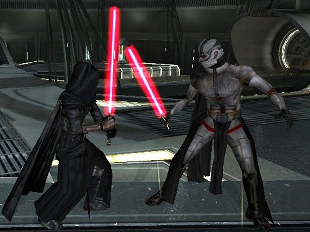 <i>Star Wars: Knights of the Old Republic</i><br><br>Man ist selbst der Sith-Lord Darth Revan! 1743898