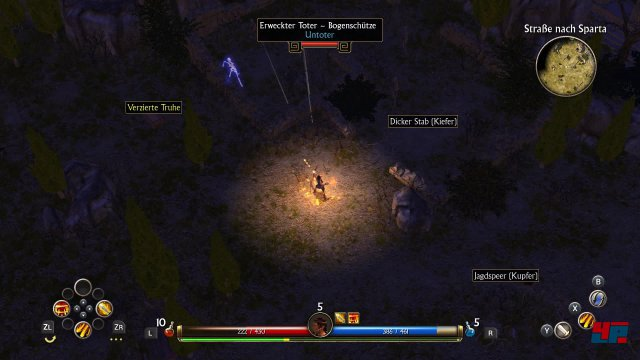 Screenshot - Titan Quest (Switch) 92570902