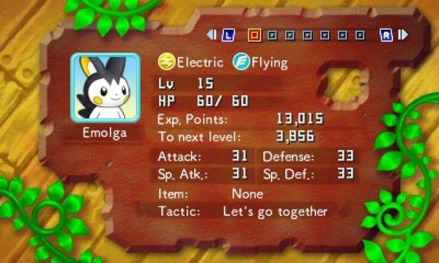 Screenshot - Pokémon Mystery Dungeon: Portale in die Unendlichkeit (3DS) 92457644