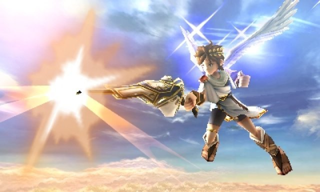 Screenshot - Kid Icarus: Uprising (3DS) 2312677