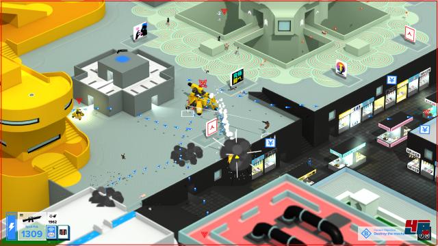 Screenshot - Tokyo 42 (Linux)