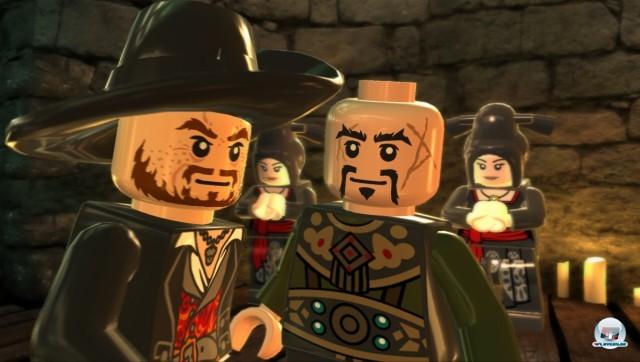Screenshot - Lego Pirates of the Caribbean - Das Videospiel (360) 2218138