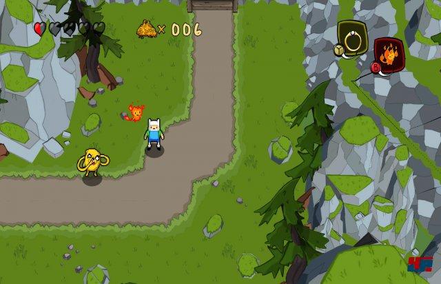 Screenshot - Adventure Time: Secret of the Nameless Kingdom (360) 92490371