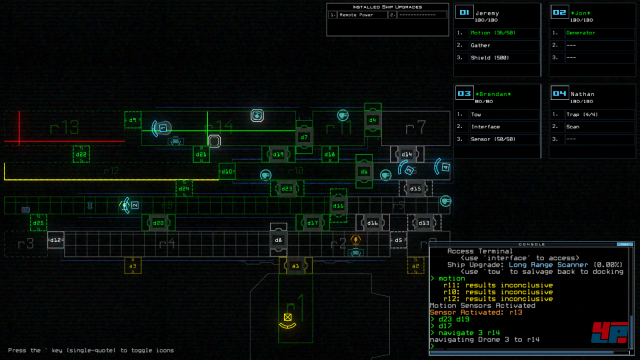 Screenshot - Duskers (Linux) 92526960