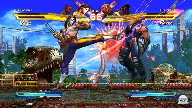 Screenshot - Street Fighter X Tekken (360) 2309412
