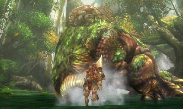 Screenshot - Monster Hunter 3G (3DS) 2285312