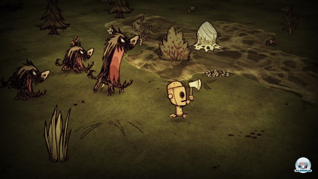 Screenshot - Don't Starve (PlayStation4)