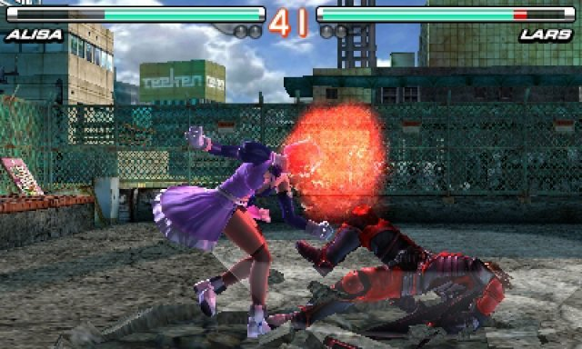 Screenshot - Tekken 3D Prime Edition (3DS) 2281147
