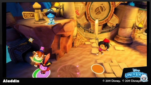 Screenshot - Disney Universe (Wii)