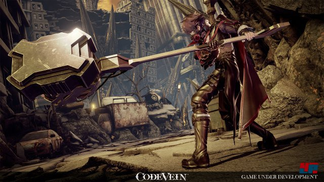 Screenshot - Code Vein (PC)
