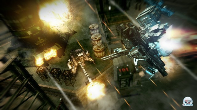 Screenshot - Armored Core V (PlayStation3) 2221929