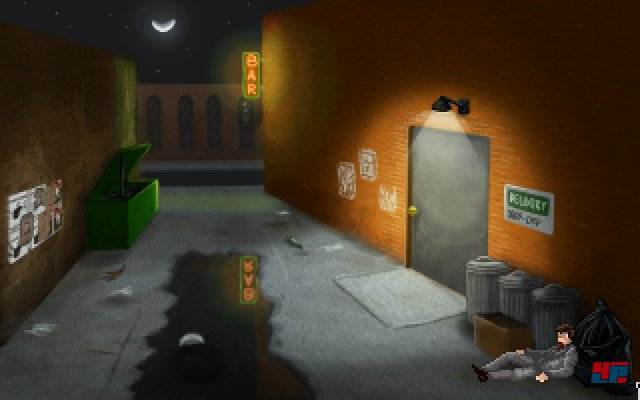 Screenshot - A Golden Wake (Mac)