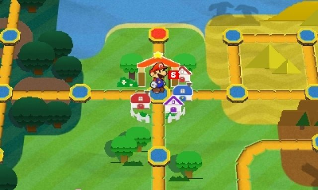 Screenshot - Paper Mario: Sticker Star (3DS) 2366047