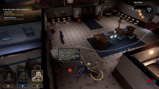 Screenshot - Crookz - Der große Coup (Mac)