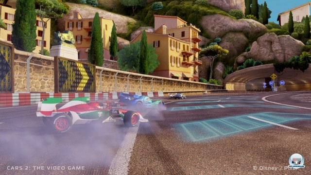 Screenshot - Cars 2: Das Videospiel (360) 2230998