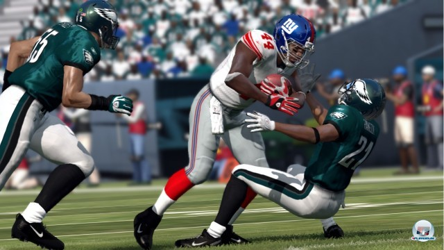 Screenshot - Madden NFL 12 (PlayStation3) 2219703
