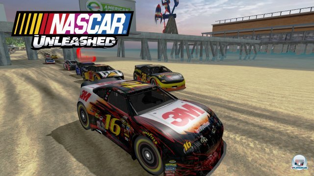 Screenshot - NASCAR Unleashed (360)
