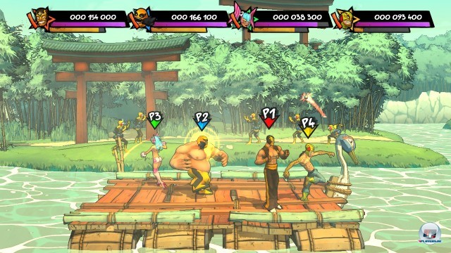 Screenshot - Lucha Fury (360) 2234843