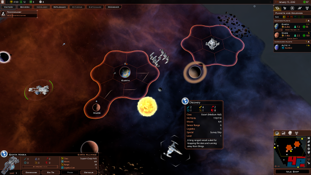 Screenshot - Galactic Civilizations 3 (PC)