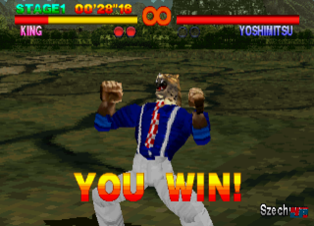 Screenshot - Tekken (PC)