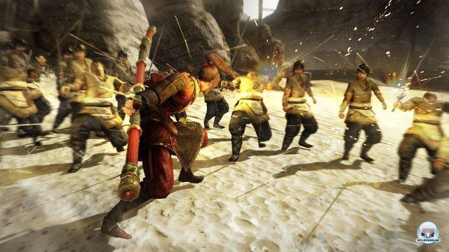 Screenshot - Dynasty Warriors 8 (PlayStation3) 92433947