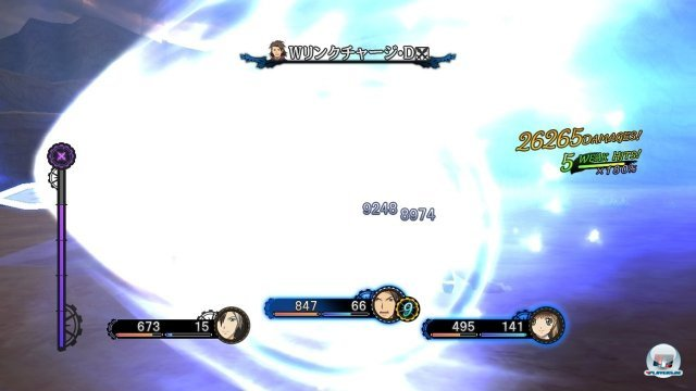 Screenshot - Tales of Xillia 2 (PlayStation3) 2382327