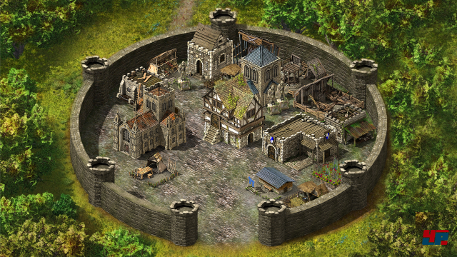 Screenshot - Stronghold Kingdoms (PC)